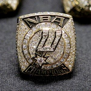 Spurs Championship Rings Years