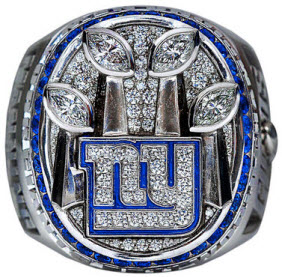Giants XLVI ring
