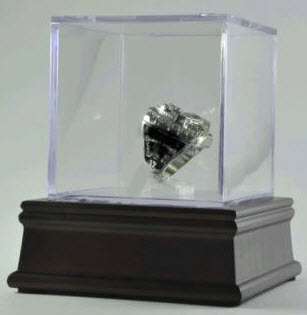 championship ring display case